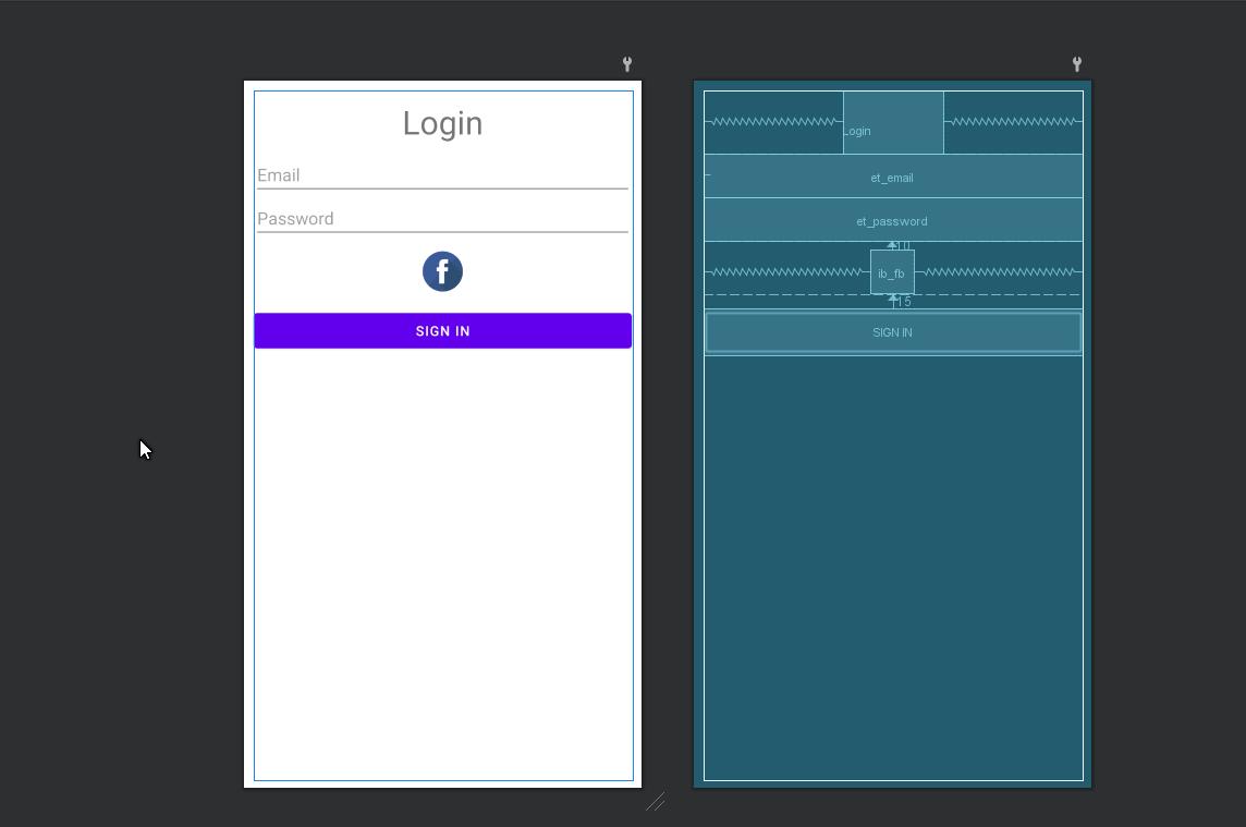 tutorial relative layout